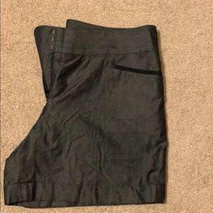 The Limited Soft Denim Shorts
